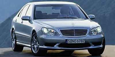 2004 Mercedes S-Class 50L Traction Control Stability Control Rear Wheel Drive Air Suspension A