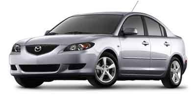 2004 Mazda Mazda3 i Front Wheel Drive Tires - Front All-Season Tires - Rear All-Season Temporary