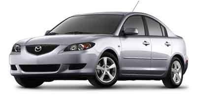 2004 Mazda Mazda3 i 131605 miles VIN JM1BK12F941167872 Stock  1200308504 5781