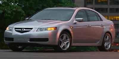 2004 Acura TL w/Navigation Pkg