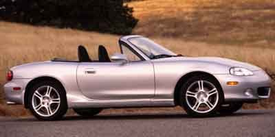 2004 Mazda MX-5 Miata Cloth Rear Wheel Drive Tires - Front Performance Tires - Rear Performance