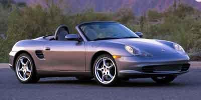 2004 Porsche Boxster Cabriolet 2D Rear Wheel Drive Tires - Front Performance Tires - Rear Perform