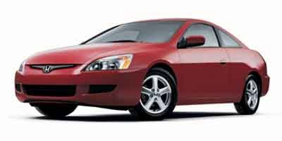 2004 Honda Accord Cpe EX EX Auto Gas I4 2.4L/144
