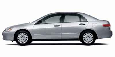 2004 Honda Accord Sedan DX