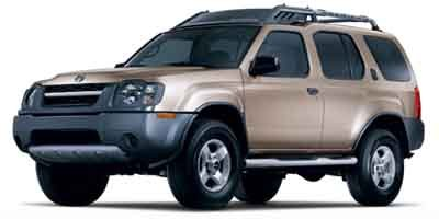 2004 Nissan Xterra  Four Wheel Drive Tires - Front All-Season Tires - Rear All-Season Convention