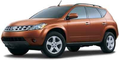 2004 Nissan Murano SL All Wheel Drive Tow Hooks Tires - Front All-Season Tires - Rear All-Season