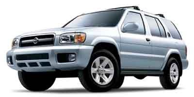 2004 Nissan Pathfinder LE Platinum