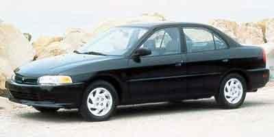 2000 Mitsubishi Mirage DE Front Wheel Drive Tires - Front All-Season Tires - Rear All-Season Tem