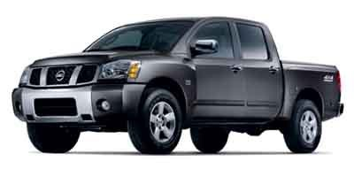 Used 2004 Nissan Titan in Kingsport, TN