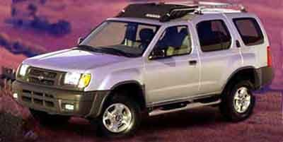 2000 Nissan Xterra  Rear Wheel Drive Tires - Front All-Season Tires - Rear All-Season Convention