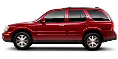 2005 Buick Rainier CXL Traction Control Rear Wheel Drive LockingLimited Slip Differential Air S