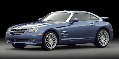 2005 Chrysler Crossfire SRT-6 Supercharged Traction Control Rear Wheel Drive Stability Control