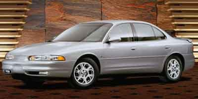 2000 Oldsmobile Intrigue GLS Traction Control Front Wheel Drive Tires - Front All-Season Tires -