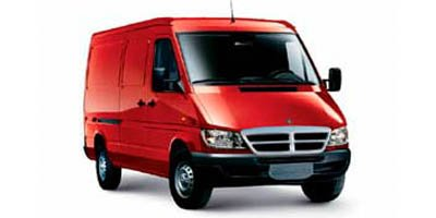 2005 Dodge Sprinter  Turbocharged Traction Control Stability Control Rear Wheel Drive Tires - F