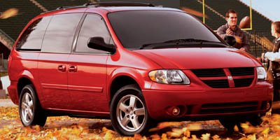 2005 Dodge Caravan SXT Front Wheel Drive Tires - Front All-Season Tires - Rear All-Season Tempor