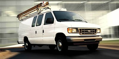 2005 Ford Econoline Cargo Van E-150 Rear Wheel Drive Tires - Front All-Season Tires - Rear All-Se
