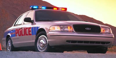2007 Ford Police Interceptor 4dr Sdn Pursuit
