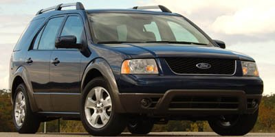 2005 Ford Freestyle SE Front Wheel Drive Tires - Front All-Season Tires - Rear All-Season Tempor