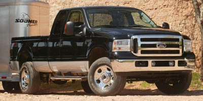 2007 Ford Super Duty F-250 Lariat  4 Doors 4-wheel ABS brakes 4WD Type - Part-time Clock - In-r