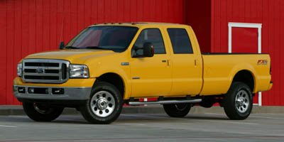 2005 Ford Super Duty F-350 SRW LARIAT PICKUP 4D 6 3
