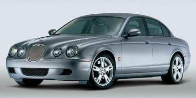 2005 Jaguar S-TYPE  Rear Wheel Drive Traction Control Stability Control Tires - Front Performanc