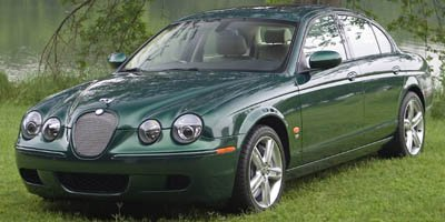 2005 Jaguar S-TYPE R Supercharged Rear Wheel Drive Traction Control Stability Control Active Su