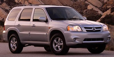 2005 Mazda Tribute s Four Wheel Drive Tires - Front All-Season Tires - Rear All-Season Temporary