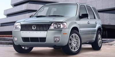 2005 Mercury Mariner V6 Front Wheel Drive Tires - Front All-Season Tires - Rear All-Season Alumi