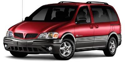 2005 Pontiac Montana w/1SE Pkg