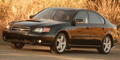 2005 Subaru Legacy Sedan GT Turbocharged LockingLimited Slip Differential All Wheel Drive Tires