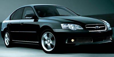 2005 Subaru Legacy Sedan 2.5i
