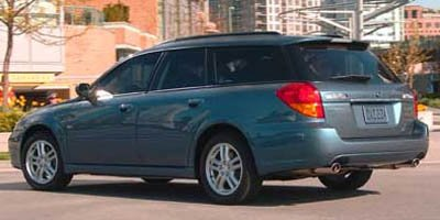 2006 Subaru Legacy Wagon 25i Special Edition All Wheel Drive Tires - Front Performance Tires - R