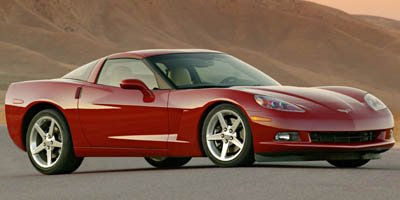 2005 Chevrolet Corvette  PREFERRED EQUIPMENT GROUP  includes AJ7 Air bags  frontal and side impac