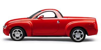 2005 Chevrolet SSR Reg Cab 1160 WB LS Traction Control Rear Wheel Drive LockingLimited Slip Di