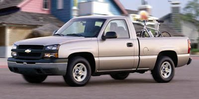 2005 Chevrolet Silverado 1500 Silver Birch Metallic