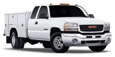 2007 GMC Sierra 3500HD SLE1 AUDIO SYSTEM  AMFM STEREO WITH MP3 COMPATIBLE CD PLAYER  seek-and-scan