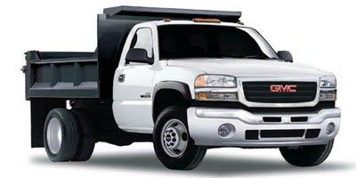 2006 GMC Sierra 3500 WT