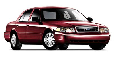 2005 Ford Crown Victoria LX Rear Wheel Drive Tires - Front All-Season Tires - Rear All-Season Al
