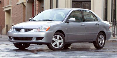 2005 Mitsubishi Lancer ES Front Wheel Drive Tires - Front All-Season Tires - Rear All-Season Tem