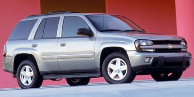 2005 Chevrolet TrailBlazer CS15506 LS Automatic Light Gray Rear Wheel Drive Tow Hitch Tires -