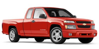 2005 Chevrolet Colorado LS ZQ8 Rear Wheel Drive Tires - Front Performance Tires - Rear Performanc