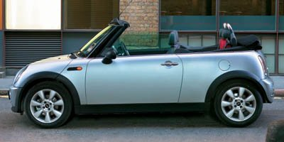 2005 MINI Cooper Convertible 2DR CONV Front Wheel Drive Tires - Front All-Season Tires - Rear All
