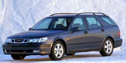 Used 2000 Saab 9-5 in Harrisburg, PA