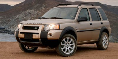 2005 Land Rover Freelander SE All Wheel Drive Traction Control Tires - Front OnOff Road Tires -