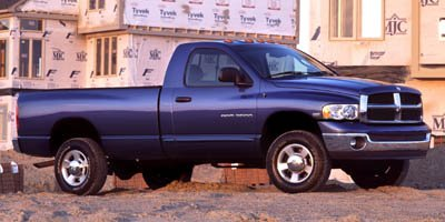2005 Dodge Ram 2500  Rear Wheel Drive Tires - Front All-Season Tires - Rear All-Season Conventio