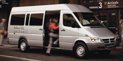 2005 Dodge Sprinter Wagon 2500 Turbocharged Traction Control Stability Control Rear Wheel Drive