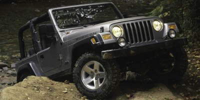 2005 Jeep Wrangler SE Four Wheel Drive Tires - Front All-Terrain Tires - Rear All-Terrain Conven