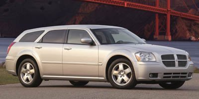 2005 Dodge Magnum RT Traction Control Stability Control All Wheel Drive Tires - Front All-Seaso