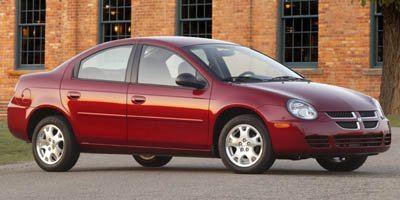 2005 Dodge Neon SXT Front Wheel Drive Tires - Front All-Season Tires - Rear All-Season Temporary