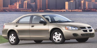2006 Dodge Stratus Sdn SXT Front Wheel Drive Tires - Front All-Season Tires - Rear All-Season Te